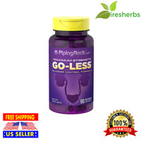 GO-LESS BLADDER CONTROL FREQUENT URINATION RELIEF HEALTH SUPPLEMENT 90 CAPSULES