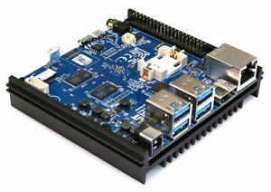 New ODROID N2+ 4GB RAM Single Board Computer SBC - Includes 12v power supply