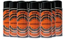 12-CANS - COSMOLINE Weathershed, Heavy Wax Protection for Bare Metal in 12 oz