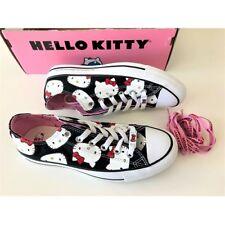 CONVERSE X Hello Kitty Chuck Taylor AllStar Shoes Women's Size 8.5 162947C NWT
