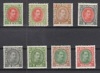 BB5659/ ICELAND – 1931 / 1937 MINT SEMI MODERN LOT - CV 240 $