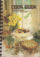 *TULSA OK 1994 LAWNWOOD FREE WILL BAPTIST CHURCH COOK BOOK *OKLAHOMA RECIPES