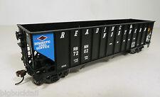 Bowser (Set-2) R&N (blue panel) 100-Ton Hopper Cars (3 car set) NIB R-T-R
