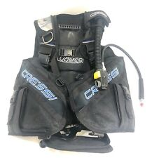 Cressi Aquapro 5 Intergrated Weight BCD Size Large Diving Dive