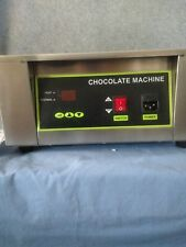 8 LITER ELECTRIC CHOCOLATE MELTING MACHINE
