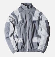 fd8b1fdada16e4 KITH x NIKE Maestro Take Flight Windbreaker Jacket Grey S Pippen Fieg +  Receipt