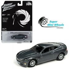 Johnny Lightning 1:64 James Bond Aston Martin Vanquish (Die Another Day) Gray