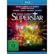 T.MINCHIN/C.MOYLES/M.CHISHOLM - JESUS CHRIST SUPERSTAR BLU-RAY MUSICAL NEW+