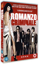 ROMANZO CRIMINALE - DVD - REGION 2 UK