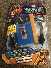 Guardians Guardian of the Galaxy Vol 2 MP3 Boombox Recorder Star-Lord Marvel