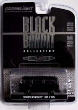 GREENLIGHT BLACK BANDIT SERIES 12 1968 VOLKSWAGEN TYPE 2 BUS