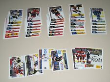 2018-19 Panini NHL Hockey Stickers Pick 7 lot Complete your Book ***Updated 5/16