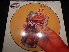CHUCK BERRY  GOLDEN DECADE VOL. 2  FRANCE IMPORT  2 LP SET  GATEFOLD     440
