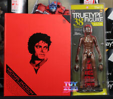 Hot Toys M Icon 9 Michael Jackson Thriller FREE Extra Body 1/6 Scale SUPER RARE