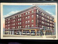 Vintage Postcard>1947>Shenandoah Hotel>Martinsburg>West Virginia