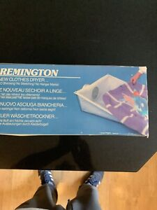 Remington Clothes Dryer