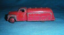 601A Vintage Dinky 442 England Studebaker citerne Rouge 1:60