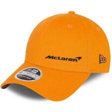 McLaren F1 Logo Papaya Hat 2021
