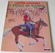 LESTER COCKNEY 'I FOLLI DI KABUL' (GRANDI EROI VOLUME 9 - ed. Comic Art)