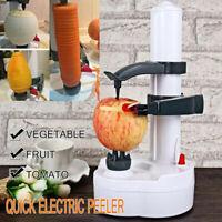 Electric Vegetables Fruit Potato Peeler Automatic Peeling Machine Rotate Peel MW