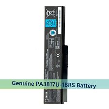 Toshiba PA3817U-1BRS 6 Cell Battery for Toshiba Satellite L655 Laptop - Black