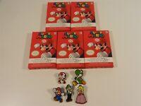 Set of 5 Nintendo Super Mario Series 1 Collector Pins