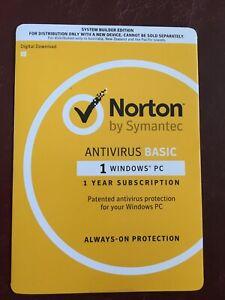 Norton Antivirus / Security / Premium 2020 1 to 5 Devices Windows Mac Mobile
