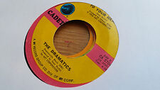 The Dramatics 45 Door to Your Heart/Choosing Up on You Cadet 5704 70s Soul NM-