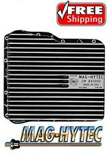 Mag Hytec Transmission Pan fits 01-17 Chevy & GMC Duramax 6.6L Diesel w/ Allison