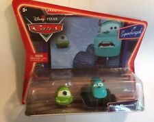 Disney Pixar Cars Supercharged Movie Moments Mike & Sulley  NEW IN BOX