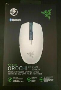 Brand New Razer Orochi V2 Wireless Gaming Mouse - White Edition Free Shipping