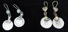 Belly Dance Tribal Coin Earrings