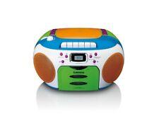 Lenco SCD-971 CD-Player Kassettenrecorder FM-Radio Speicher Wiederholfunktion