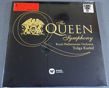 "2x12"" Vinyl Lp RPO Tolga Kashif THE QUEEN Symphony 400 Copies RECORD STORE DAY"