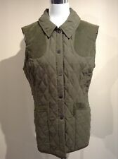 BARBOUR KEEPERWEAR women's jacket gilet UK 14 US 10 EUR 40 FR 42 (pv:134€)