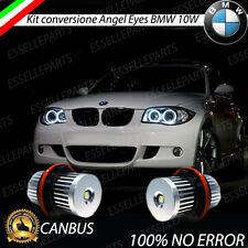 COPPIA LAMPADE LUCI DI POSIZIONE LED BMW SERIE 1 E87 FINO AL 2007 6000K CANBUS
