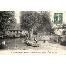 [14] Ver-sur-Mer - Le Bief du Vieux Moulin.