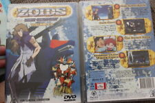 ZOIDS NEW CENTURY 2.2 DELETED RARE PAL DVD CARTOON ANIMATION JAPANESE TV SERIES