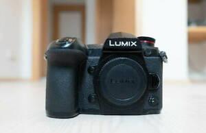 Panasonic LUMIX G9 20.3 MP Digital Camera - Black (Body Only)