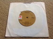 """HUDSON FORD - BURN BABY BURN - A&M RECORDS 7"""" VINYL SINGLE 1974 SEE OTHER ITEMS"""