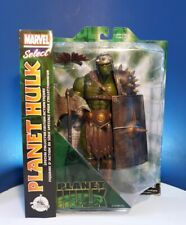 Marvel Select Planet Hulk Special Collector Edition Action Figure! Ships Free!