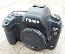 Canon EOS 5D Mark II Black (Body Only) parts only mirror is locked