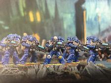 hellblaster squad Primaris Space Marines warhammer 40000 dark imperium !5 Stück!
