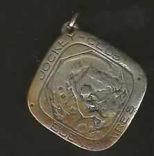 Argentina Jockey Club Medal Horse Racing 1931
