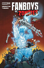 Fanboys vs Zombies #17 (NM) `13 Houghton/ Turner
