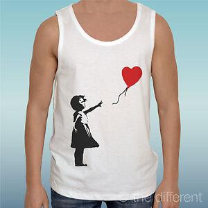 """Canotta T-Shirt """" Fille Cœur Baby Heart Love """" Débardeur Idée Cadeau"""