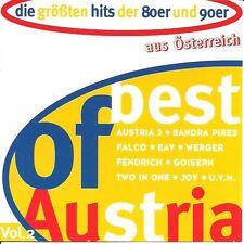 DCD / BEST OF AUSTRIA / AUSTRIA 3 / DRAHDIWABERL & FALCO / EAV / DANZER / JOY /
