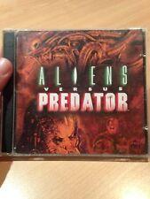 Aliens Vs/ Versus Predator 1999 PC Video Game, 2 Disc, Aus Seller