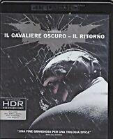 4K UltraHD + Blu-ray BATMAN - IL CAVALIERE OSCURO - IL RITORNO nuovo 2012