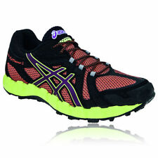 Lace Up ASICS Synthetic Trainers for Women